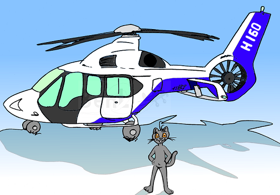 Airbus helicopter H160 (1)
