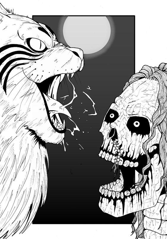 Lycan VS Zombie