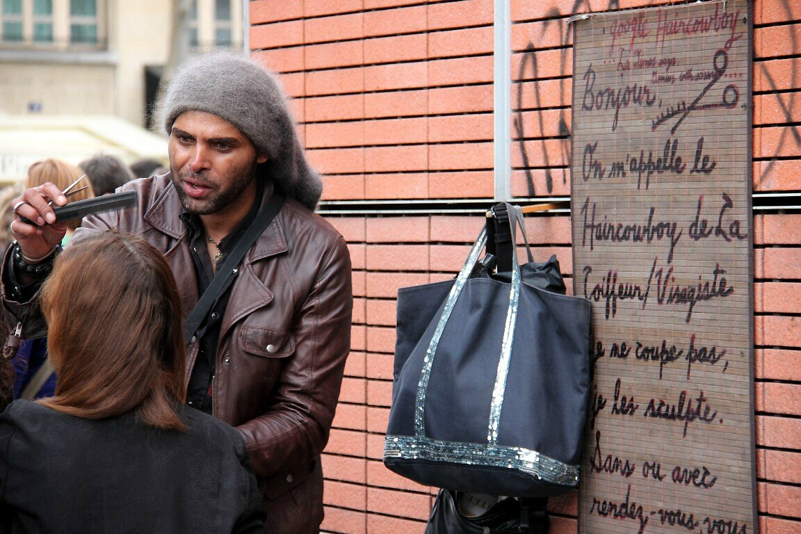 Coiff' in the street_3222