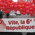 Ce samedi, RDV à 14h, place de la Bastille vers la place de la <b>République</b>