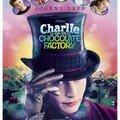 Charly et la chocolaterie ( affiche)