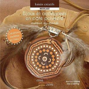 Bijoux et accessoires en pâte polymère d'Anne-Lise Sgolmin