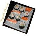 Premier message, premiers sushi !!!