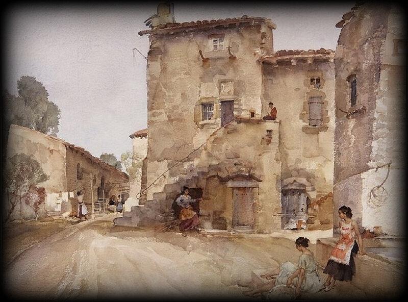 william-russell-flint-street,