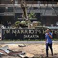 Attentats à <b>Jakarta</b> en Indonésie