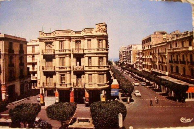 l' avenue Loubet
