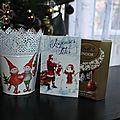 Cadeaux reçus