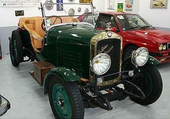 1927 - DE DION BOUTON
