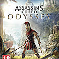 Test de <b>Assassin</b>'<b>s</b> <b>Creed</b> Odyssey - Jeu Video giga France