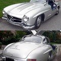 MERCEDES - 300 SL Gullwing - 1954 (1)