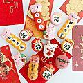 <b>Nouvel</b> <b>An</b> <b>Chinois</b> : 20 plaisirs gourmands très cochons