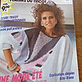 Magazine tricot diana mai 1987