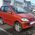 Microcar virgo liberty luxe