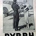 Byrrh alcool 1934 publicite ancienne by72