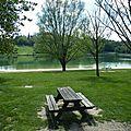 Base de loisirs de Meyrieu les étangs