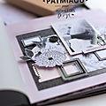 Un mini-album par Patmiaou avec la collection Sakura