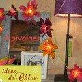 # pivoines