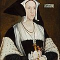 Follower of Hans Holbein the Younger (c.1497/98 - 1543), Lady Margaret Wotton, Marchioness of <b>Dorset</b> (1487 - 1541)