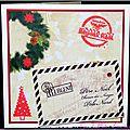Une lettre au Père <b>Noël</b> ... une réduction en Boutique ... une <b>carte</b> de <b>Noël</b> !