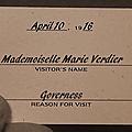 10 avril 1916
