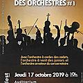 PROGRAMME saison 2019-2020 à Créteil (septembre à février)