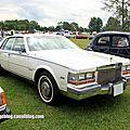 Cadillac seville 4 door sedan de 1981 (retro meus auto madine 2012)