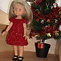 Une robe de fête pour Amy