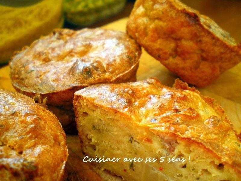 Mini cakes aux choux de bruxelles cuisiner avec ses 5 sens - Cuisiner choux de bruxelles ...