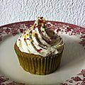 Cupcakes vegans choco/vanille