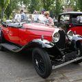 BUGATTI type 40A roadster 1933 Strasbourg - PMC (1)