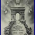 Le 19eme régiment d'infanterie 1914/1918