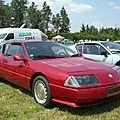 ALPINE RENAULT <b>GTA</b> V6 Turbo Mille Miles 1990