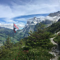 L'Oberland bernois - Lauterbrunnen => Grindelwald