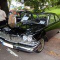 Plymouth savoy coupé de 1959 01