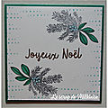Cartes de Noël 2019 - 12 et 13