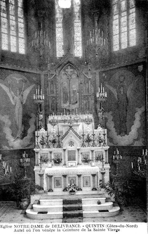 Notre Dame de Délivrance de Quintin