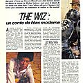 Thriller era: the wiz télé 7 jour 1984