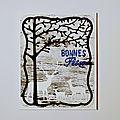 Carte <b>Bonnes</b> <b>Fêtes</b>
