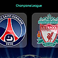 Ligue des champions : PSG vs <b>Liverpool</b> Stremaing live en direct- 28/11/18