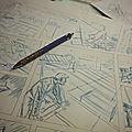 Crayonné Lupin