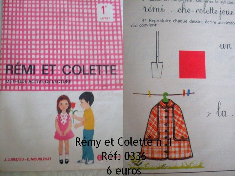 Rémy et colette