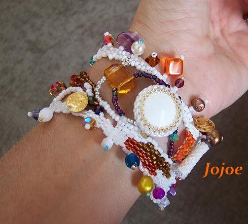 Bracelet freeform 2011