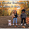 Joyeuse <b>Action</b> de <b>Grace</b> - Happy Thanksgiving