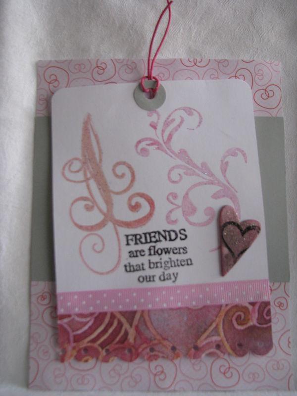 carte Saint Valentin 2011