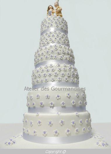 nina couto wedding cake