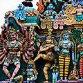 Temple Sri Meenakshi - Madurai
