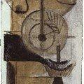 Marcel Duchamp - machine à moudre