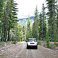 Pistes Wenatchee National Forest