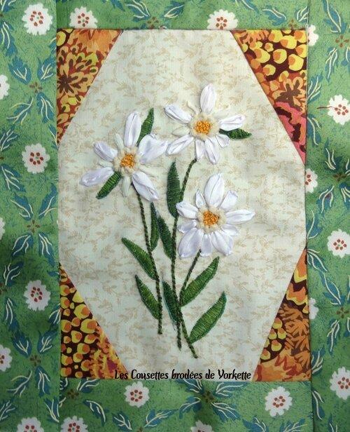 BLOC 10 FLOWERS GIPSY