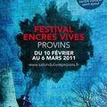 Salon du livre du Festival Encres vives de Provins